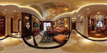 雍华府95平古典欧式2室2厅