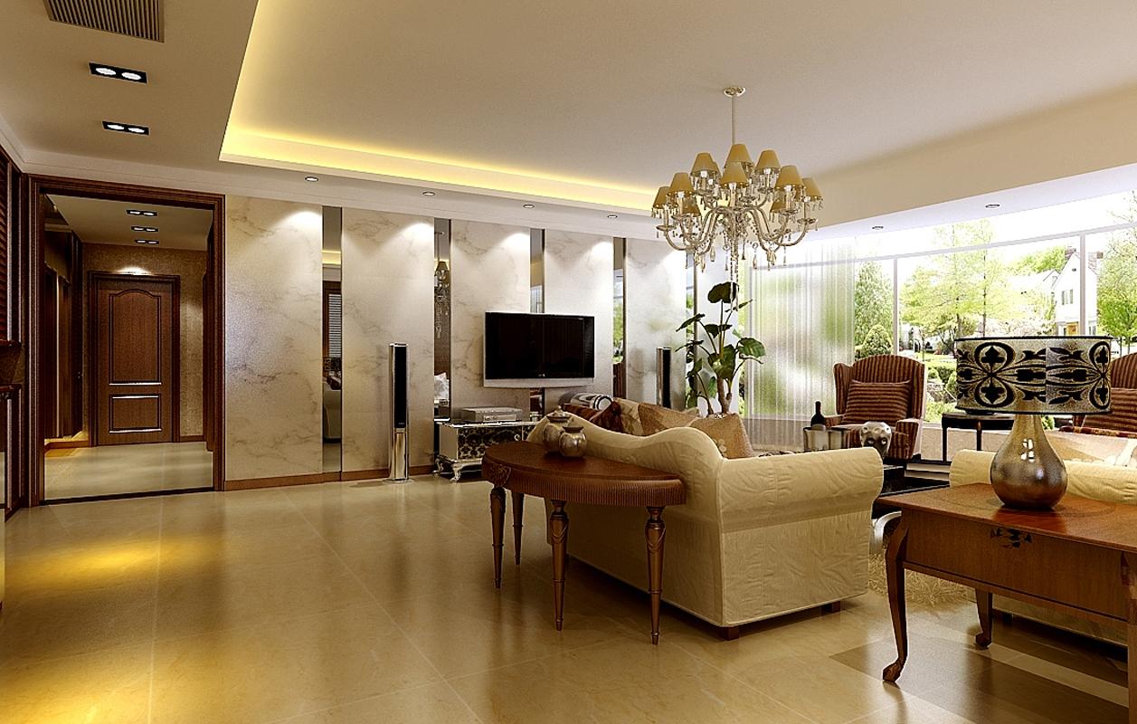 客厅图片来自居然元洲装饰小杨在新中式的分享