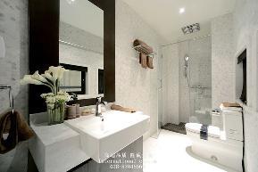 白领 收纳 旧房改造 80后 小资 中式 舒适 温馨 卫生间图片来自fy1831303388在西郡英华的分享