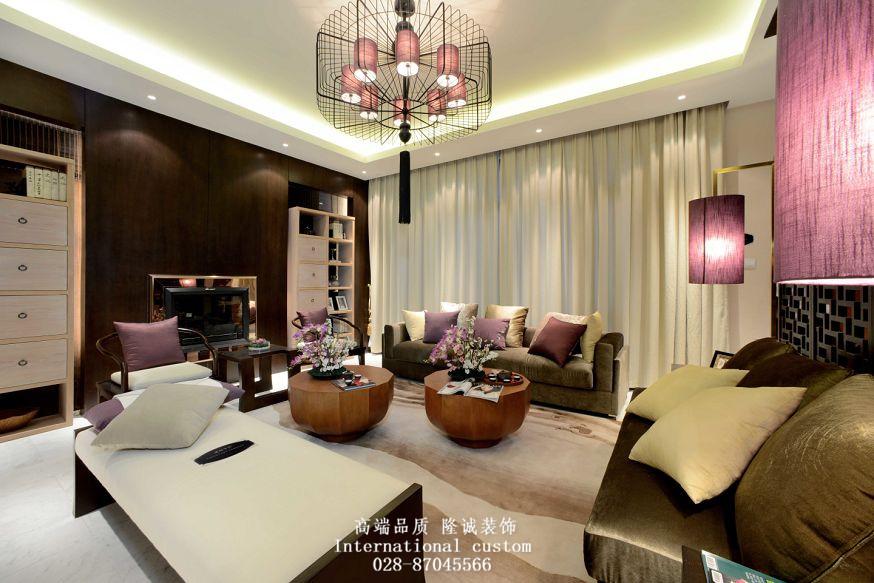 白领 收纳 旧房改造 80后 小资 中式 舒适 温馨 客厅图片来自fy1831303388在西郡英华的分享