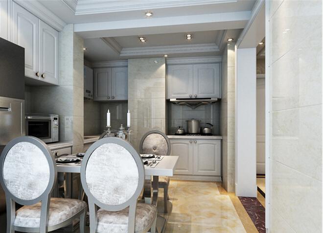 奥北公元 欧式设计 餐厅图片来自大宅别墅装修设计在欧式风格装修设计丨奥北公元的分享