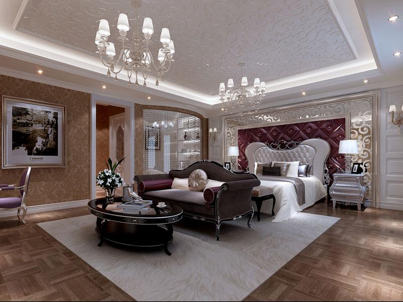 王府花园 客厅图片来自业之峰装饰旗舰店在高冷的奢华的分享