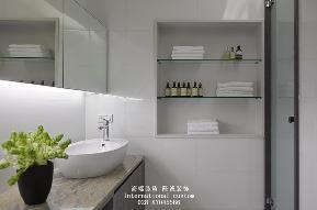 简约 二居 白领 收纳 旧房改造 80后 小资 舒适 温馨 卫生间图片来自fy1831303388在五彩城的分享