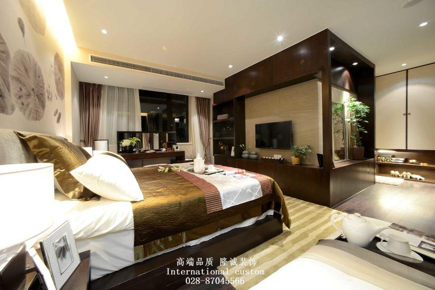 白领 收纳 旧房改造 80后 小资 中式 舒适 温馨 卧室图片来自fy1831303388在西郡英华的分享