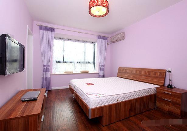 简约 卧室图片来自西安紫苹果装饰工程有限公司在天下荣郡的分享