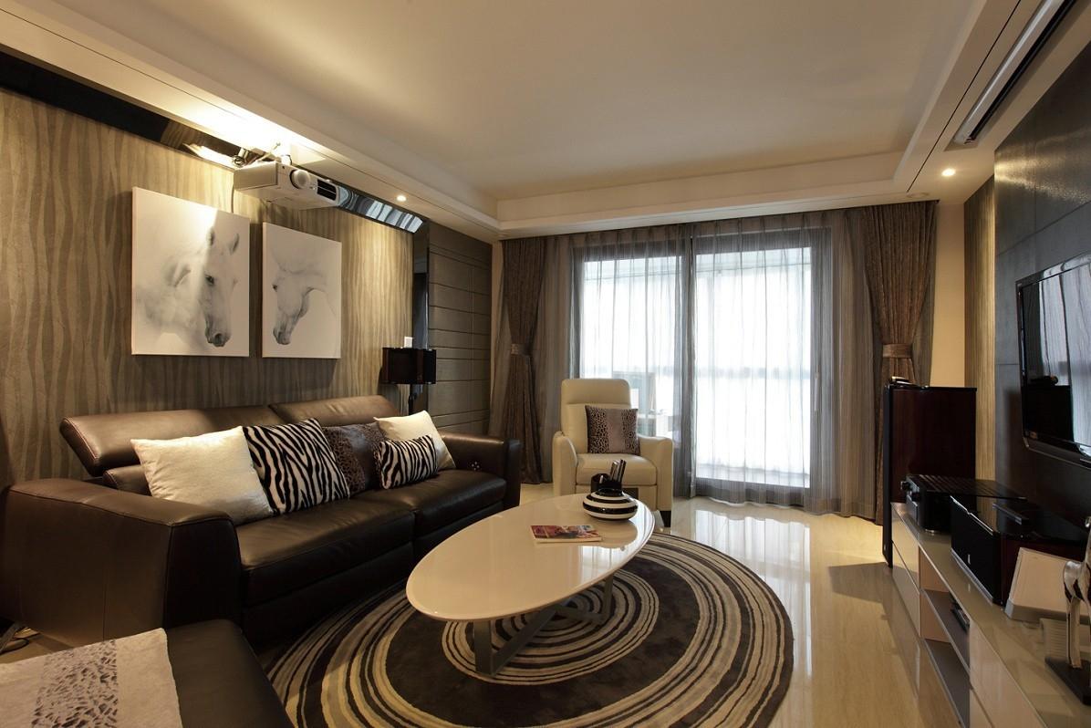 80后 混搭 现代 白领 客厅图片来自二十四城装饰重庆分公司在重庆二十四城装饰-金融广场的分享