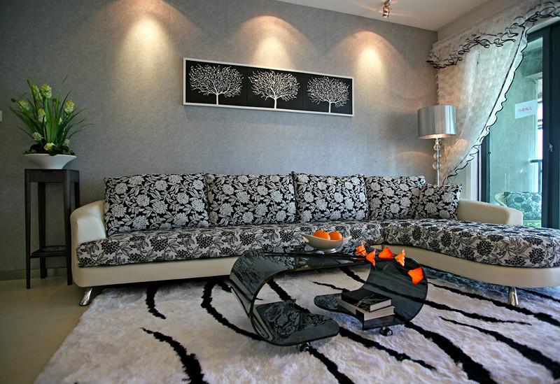 北欧 卧室图片来自武汉一号家居网装修在光谷满庭春98平北欧2室2厅的分享