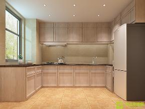 简约 二居 白领 收纳 小资 生活家家居 新中式风格 中式 厨房图片来自天津生活家健康整体家装在富力新城108的分享