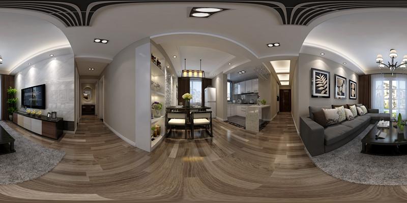 现代 三居 小资 其他图片来自武汉一号家居网装修在观澜高尔夫110平现代3室2厅的分享