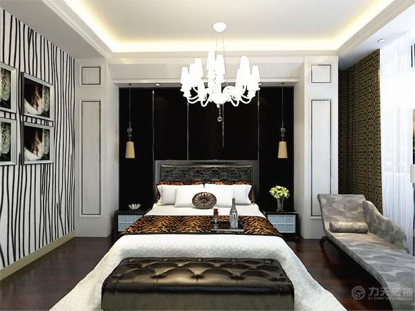 本案围绕现代风格为主题,现代风格是现在比较流行的一种风格,追求时尚与潮流,非常注重居室空间的布局与实用功能的完美结合、无论房间多大一定要显得宽敞