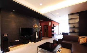 139平简约风格四室装修设计案例