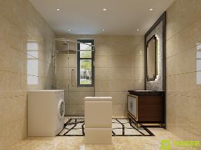 简约 二居 白领 收纳 小资 生活家家居 新中式风格 中式 卫生间图片来自天津生活家健康整体家装在富力新城108的分享