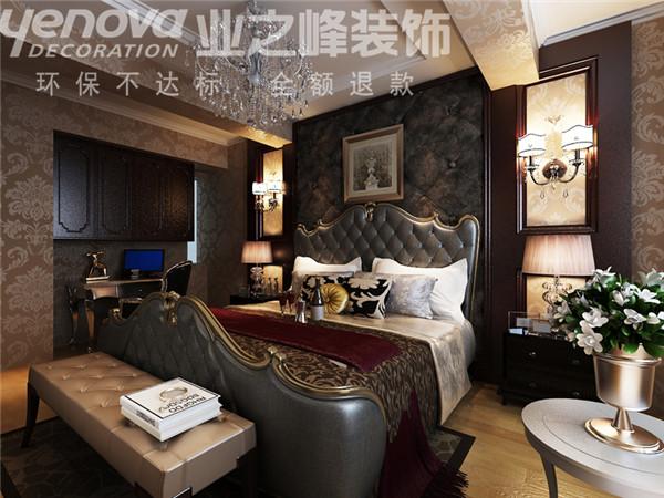简约风格 装修设计 秦郡 业之峰 卧室图片来自业之峰太原分公司在秦郡小区的分享
