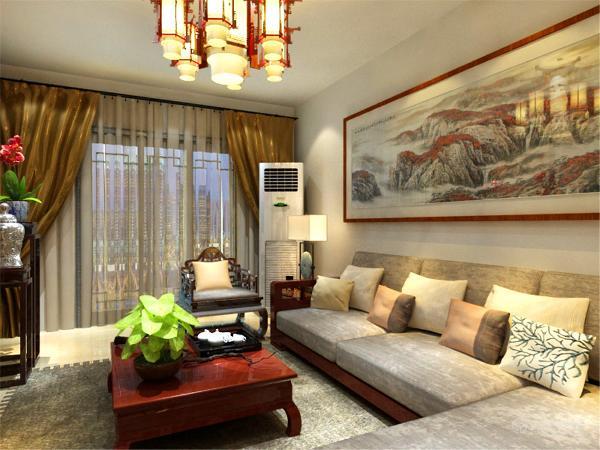 以现代人的审美需求来打造富有传统韵味的事物,让传统艺术的脉络传承下去的具有中国特色的中国风格。
