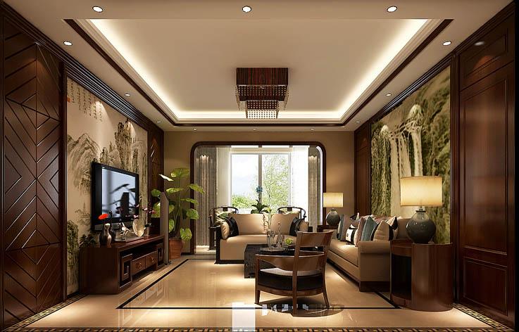 混搭 三居 室内设计 家装 白领 客厅图片来自张邯在高度国际-旭辉御府3的分享