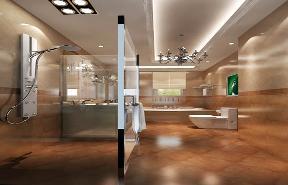 二居 中式 白领 室内设计 装修 卫生间图片来自张邯在高度国际-纳帕澜郡的分享