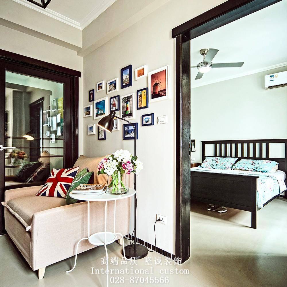 混搭 二居 白领 收纳 旧房改造 80后 小资 舒适 温馨 其他图片来自fy1831303388在龙湖时代天街的分享