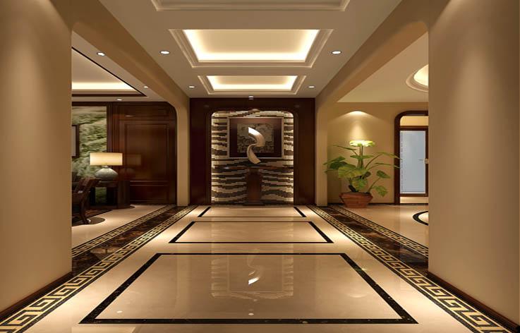 混搭 三居 室内设计 家装 白领 玄关图片来自张邯在高度国际-旭辉御府3的分享