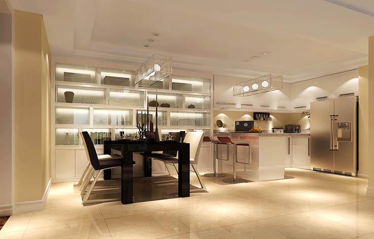 简约 二居 白领 设计 装修 厨房图片来自张邯在高度国际-润泽公馆6的分享