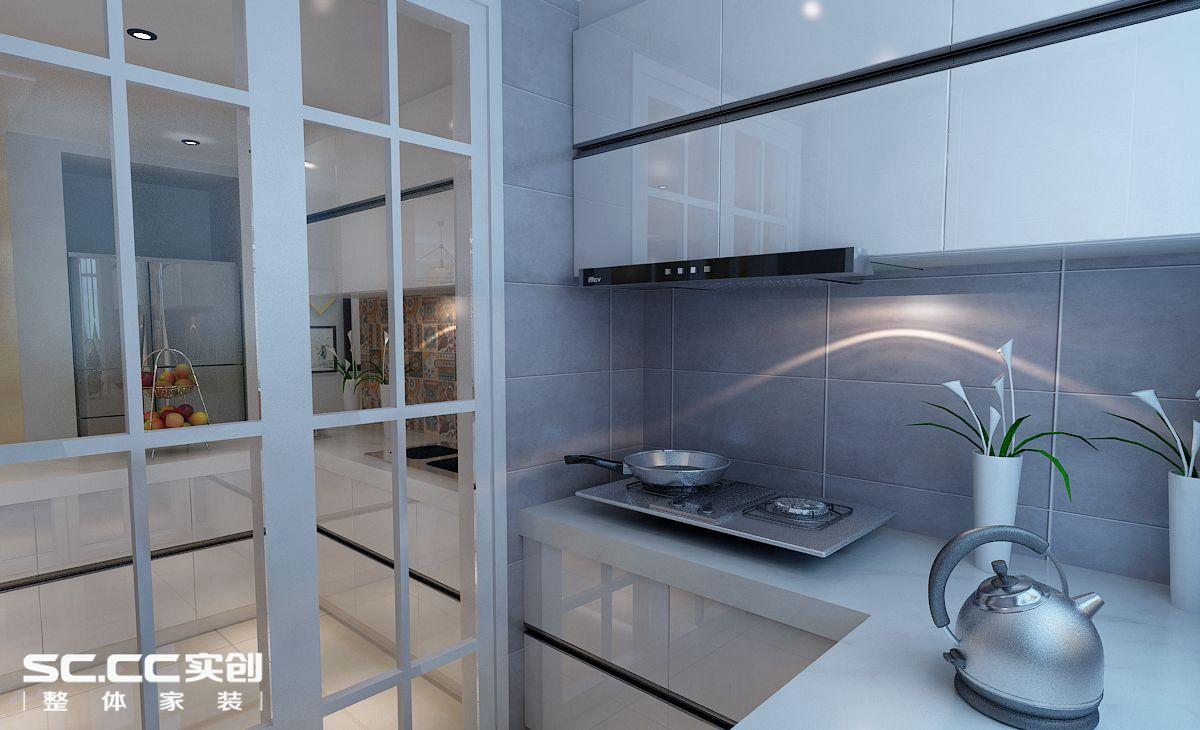 四居 北欧 厨房图片来自哈尔滨实创装饰阿娇在翠湖天地184平北欧风格四居室的分享