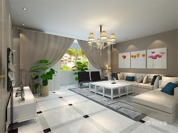 本方案是围绕现代简约为主题,再加上一些简单的装饰相互结合,以简洁明快的设计风格为主调,而简约风格不仅注重居室的实用性,还体现出了现代社会生活的精致与个性。
