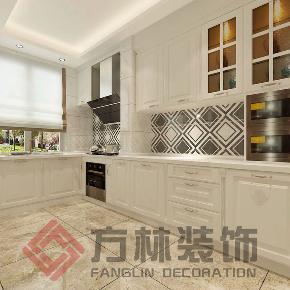 北欧 混搭 别墅 白领 80后 小资 收纳 厨房图片来自方林装饰在中粮隆玺世家161平米北欧风案例的分享