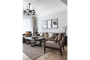 三居 白领 收纳 旧房改造 80后 小资 舒适 温馨 北欧 客厅图片来自fy1831303388在致瑞雅苑北欧的分享