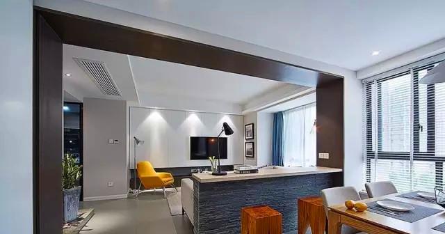 朝阳 新城 小区 装修 设计 客厅图片来自高度国际装饰宋增会在朝阳新城120平米现代北欧混搭的分享