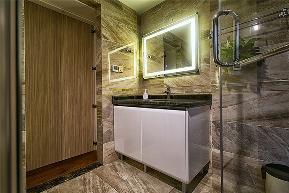 三居 白领 收纳 旧房改造 80后 小资 舒适 温馨 高富帅 卫生间图片来自fy1831303388在世茂玉锦湾的分享
