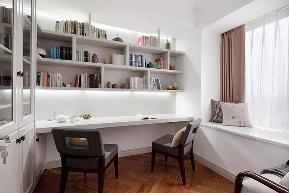 三居 白领 收纳 旧房改造 80后 小资 舒适 温馨 北欧 书房图片来自fy1831303388在致瑞雅苑北欧的分享