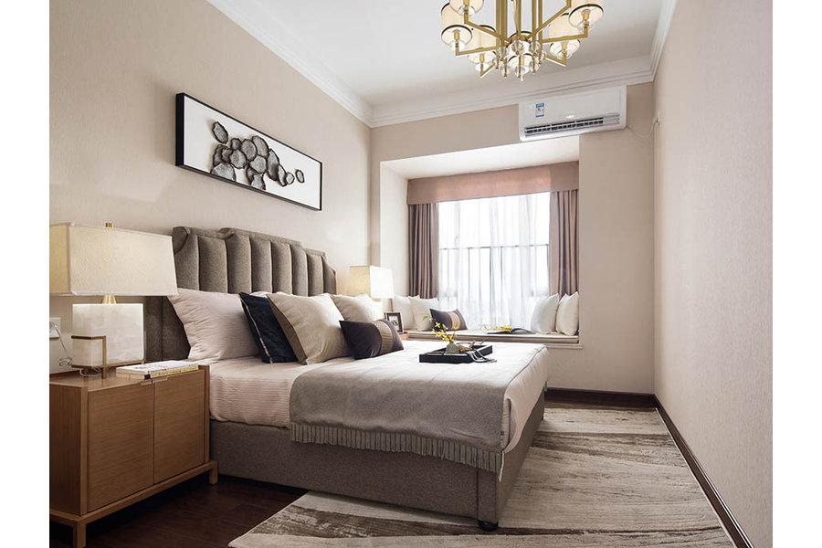 混搭 三居 白领 收纳 旧房改造 80后 小资 舒适 温馨 卧室图片来自fy1831303388在成都后花园混搭的分享