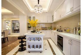 欧式 三居 白领 收纳 旧房改造 80后 小资 舒适 温馨 厨房图片来自fy1831303388在锦华苑欧式的分享