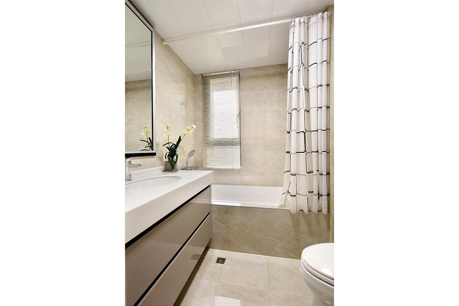 三居 白领 收纳 旧房改造 80后 小资 舒适 温馨 北欧 卫生间图片来自fy1831303388在致瑞雅苑北欧的分享