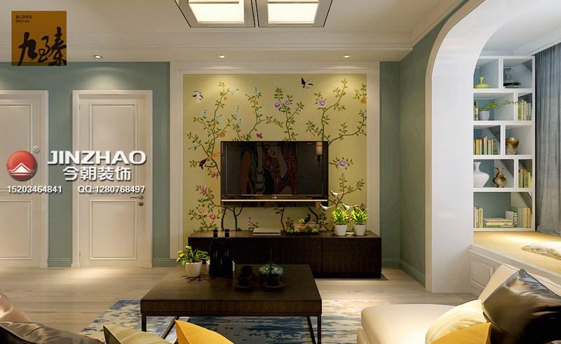 二居 客厅图片来自152xxxx4841在府东公馆的分享
