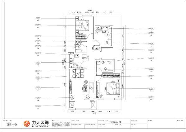 本户型为融创御澜3室2厅2卫1厨 97.00㎡.本方案主要以现代简约风格为设计手法,简约中求艺术,化繁为简,以宁缺勿滥为精髓,合理的简化居室,从简单舒适中体现生活的精致,都是本着简约实用而设计的。