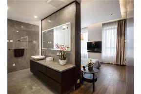 白领 收纳 旧房改造 80后 小资 现代 舒适 温馨 四居 卧室图片来自fy1831303388在金科廊桥水乡的分享