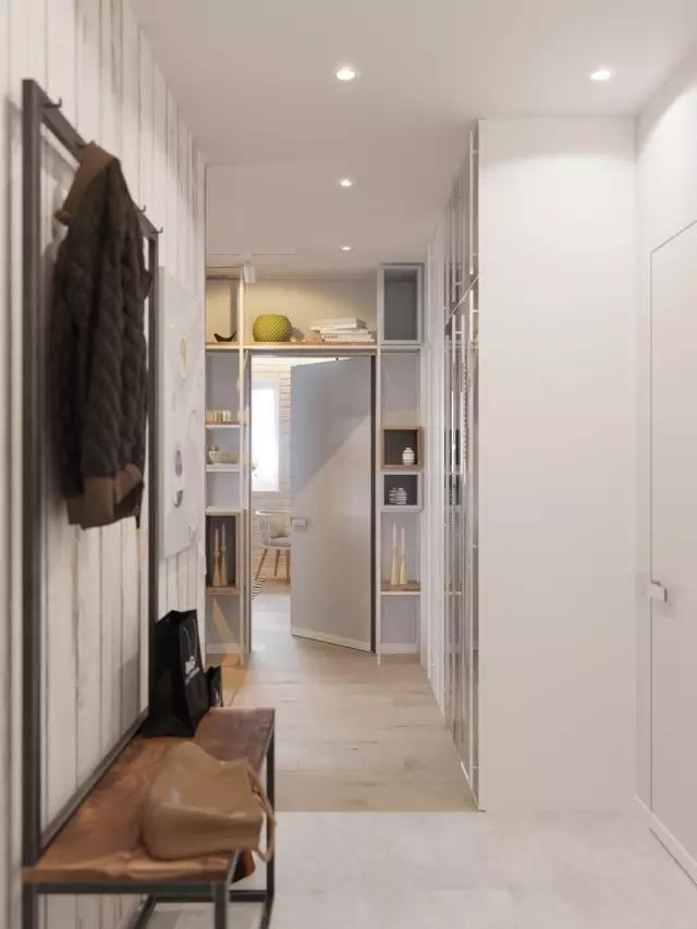 简约 小资 80后 混搭 客厅 卧室 厨房 餐厅 收纳图片来自沈阳装修实创装饰-青青在小户型工业时尚风的分享