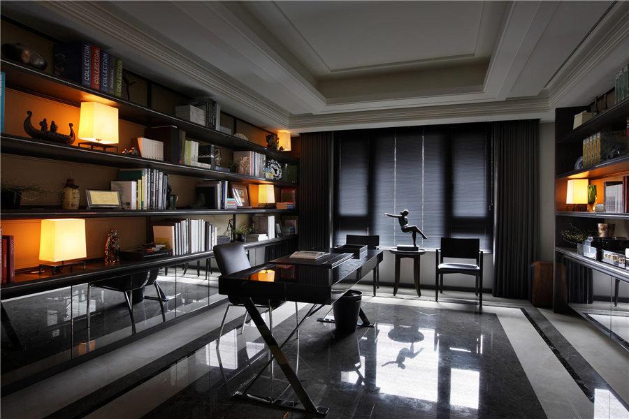 白领 收纳 旧房改造 80后 小资 现代 舒适 温馨 四居 书房图片来自fy1831303388在皇家花园竹苑的分享