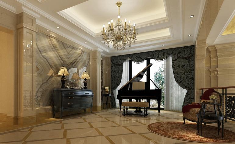 新古典 别墅图片来自gz居众装饰在凤凰城凤曦苑的分享