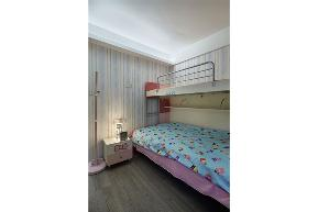 简约 三居 收纳 白领 旧房改造 80后 小资 舒适 温馨 儿童房图片来自fy1831303388在中德英伦城邦K区的分享