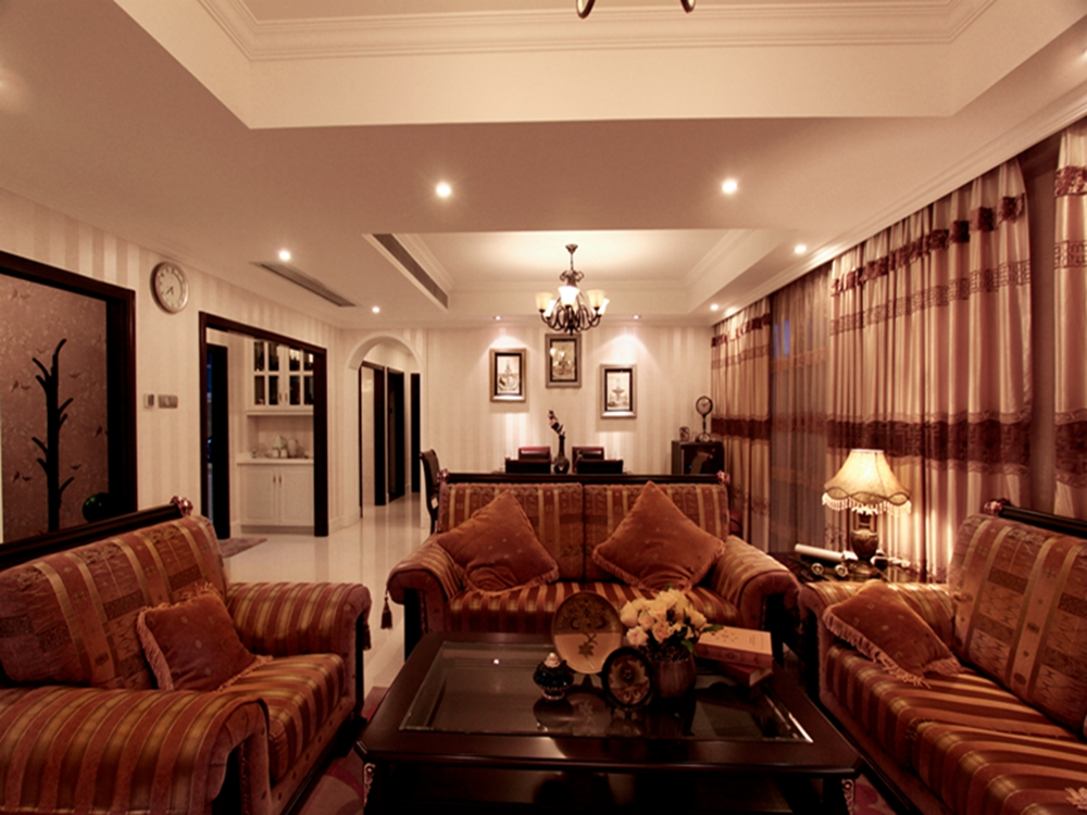 简约 欧式 三居 小资 80后 白领 客厅图片来自天津实创装饰赵在浮华淡尽旺海公府的分享