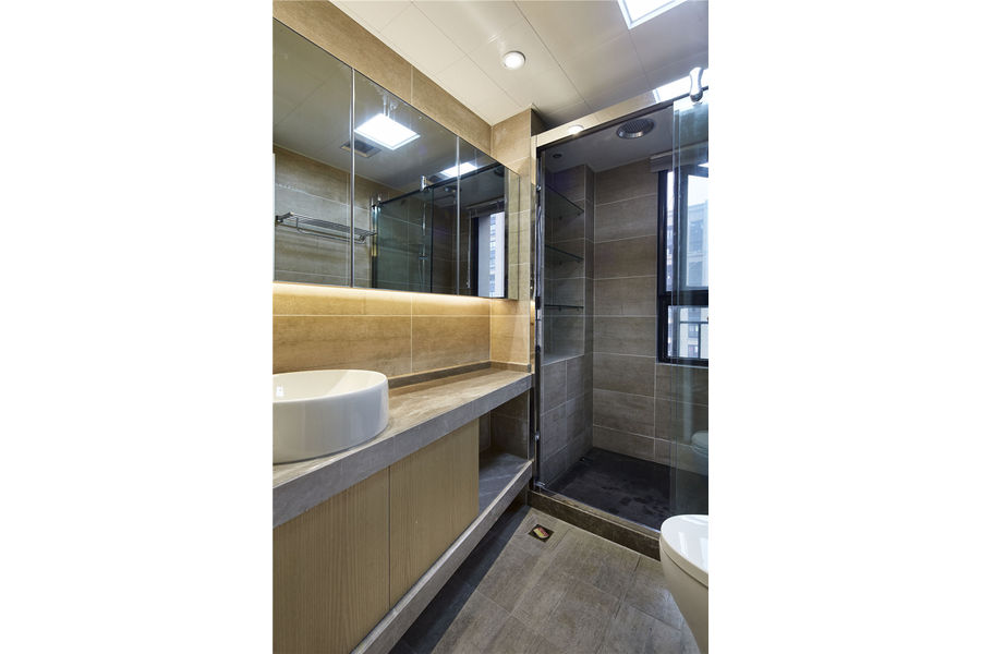 简约 三居 收纳 白领 旧房改造 80后 小资 舒适 温馨 卫生间图片来自fy1831303388在中德英伦城邦K区的分享