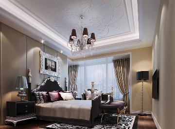 津南区欧式新古典-四居室装修