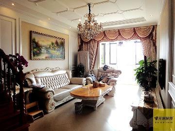 亚运村两居室混搭~静享优雅