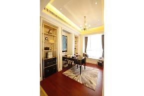 白领 收纳 旧房改造 80后 小资 古典 舒适 温馨 高富帅 书房图片来自fy1831303388在天府江南的分享