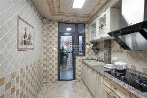 士林华苑 申远 欧式 地中海 白领 小资 80后 三居 混搭 厨房图片来自申远-小申在士林华苑  150平  欧式混搭的分享