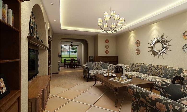 新古典 客厅图片来自安豪装饰在国开公馆的分享