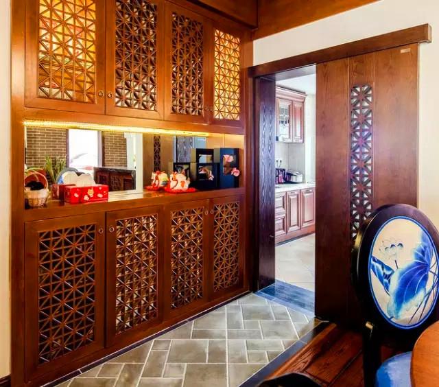 金泰 丽湾 三居 装修 设计 户型 书房图片来自高度国际装饰宋增会在金泰丽湾103㎡东方韵味雅舍的分享