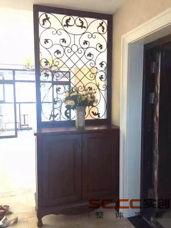 田园 实创图片来自武汉实创装饰的博客在加州香山美树195平四居室美式的分享