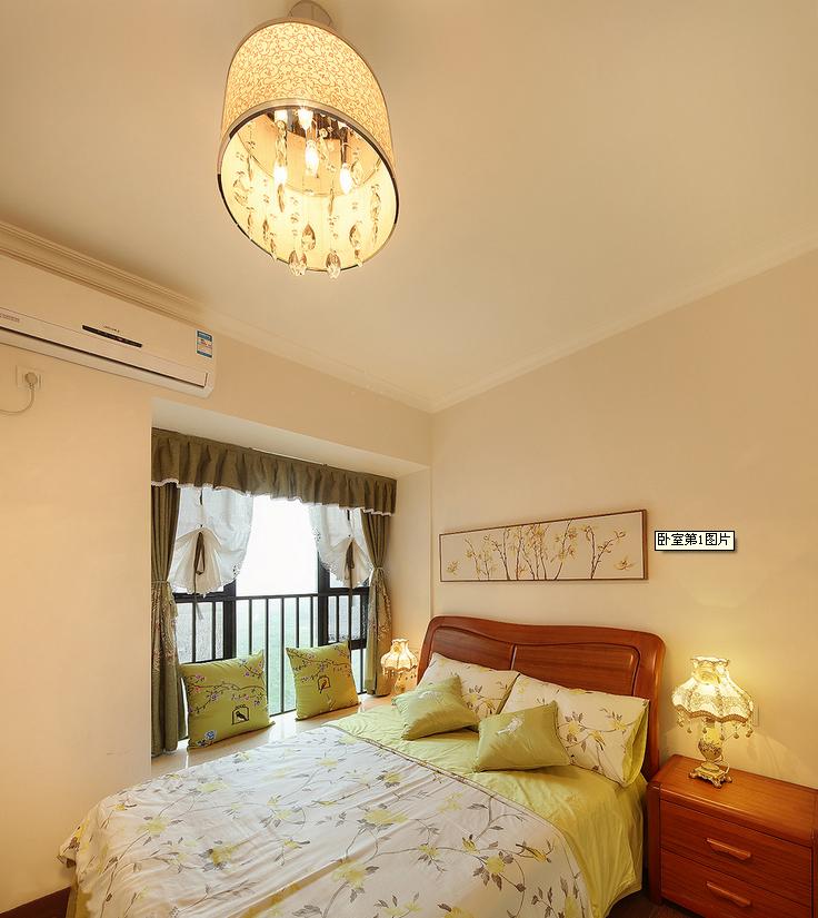 欧式 卧室图片来自西安紫苹果装饰工程有限公司在龙湖香醍的分享